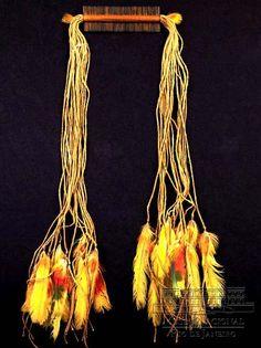 arte: Arte plumária dos índios brasileiros
