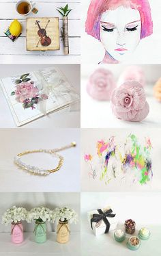 A very tiny love story by Liva Steina on Etsy--Pinned with TreasuryPin.com