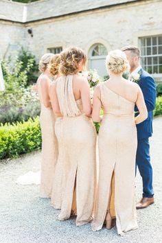 Middleton Lodge Wedding Sequin bridal dresses gold bridesmaid dresses Summer Wedding at middleton lodge Summer Bridesmaid Dresses, Bridal Dresses, Middleton Lodge, Sequin Wedding, Photographer Portfolio, Lodge Wedding, Gold Dress, Leeds, Elegant Wedding
