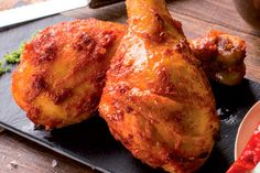 Chicken wings, Glazed chicken and Simple party food on Pinterest