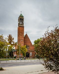 St. Therese of the Child Jesus church in Radom, Poland