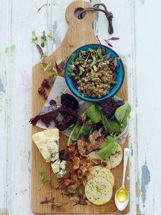 Luxurious Lentil Salad