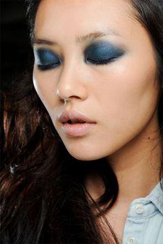 Find more Dramatic Eye inspo at http://www.fashionaddict.com.au/make-up-beauty/eye-make-up.html