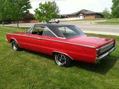 Plymouth / Belvedere / 1967