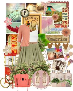 """""""Contest: Take Me To The Carnival!"""" by pattykake ❤ liked on Polyvore"""