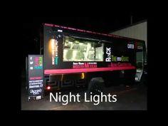 lighting an exterior truck - Google Search