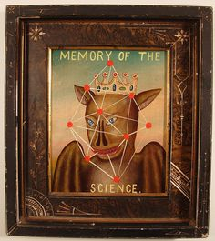 Fred Stonehouse, MEMORY OF THE SCIENCE, image 9.5.5x7.5 inches