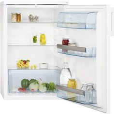 Zum Vergleich: Normaler Kühlschrank : 152L  AEG SANTO S71700TSW0 Freistehender Kühlschrank / A++ / 94 kWh/Jahr / 152 Liter / 38 dB / weiß: AEG: Amazon.de: Elektro-Großgeräte