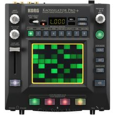 Korg Kaossilator Pro Plus Touchpad Phrase Synthesizer Looper Recorder KO-1PRO    (http://www.gainstagemusic.com/pedals-efx/korg-effects-synths/korg-kaossilator-pro-plus-touchpad-phrase-synthesizer-looper-recorder-ko-1pro/)