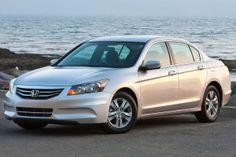 Honda Accord...stick shift...