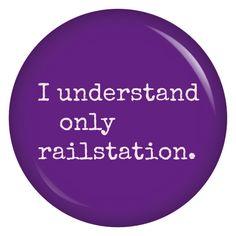 kiwikatze Button I only understand railstation