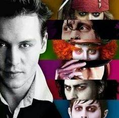 Johnny Depp|