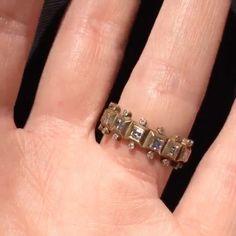 Backside 5+ carat diamond