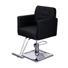 Sinclair Styling Chair - The Ecco Sinclair styling chair has both comfort and taste, with molded foam seats and fully upholstered arms. Nail Salon Furniture, Spa Chair, Pedicure Spa, Barber Chair, Best Deals, Shop, Home Decor, Decoration Home, Room Decor