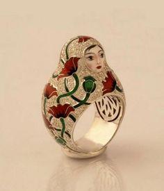 Ring by ILgiz F