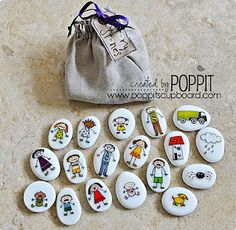 Story Stones- LOVE THESE!!!