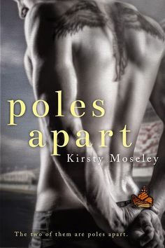 ❀ Release Day Launch: POLES APART by Kirsty Moseley ❀