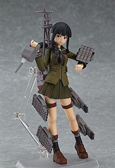 Kitakami Figma Action Figure accessories pose