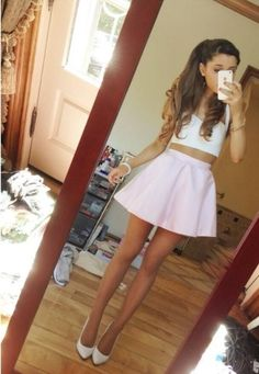 Love you<<<< Love the outfit @Ariana Grande !!!
