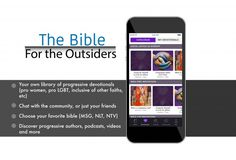 nice Our Bible App Wants to Let LGBT Christians Be Their Whole Selves Check more at https://epeak.info/2017/03/26/our-bible-app-wants-to-let-lgbt-christians-be-their-whole-selves/