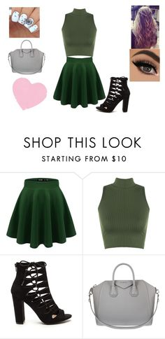 """A Outfit"" by jordanbond55 ❤ liked on Polyvore featuring WearAll and Givenchy"