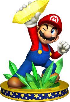 Mario (Frozen Frenzy minigame) - Mario Party 5