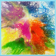 Rainbow, Abstract, Artwork, Painting, Color, Rain Bow, Summary, Rainbows, Work Of Art