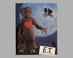 E.T. Costume Sewing Pattern, McCall's 8311, Child size 2 - 4, UNCUT, FF Extra Terrestrial Costume, Halloween Costume Includes mask, feet hat by knightcloth on Etsy