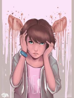 Life Is Strange - Max Caulfield | via Tumblr