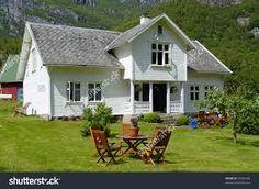 Znalezione obrazy dla zapytania norwegian houses