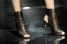 Fabulous Shoes In Tom Ford Spring Summer 2014 Collection Spring 2014, Summer 2014, Spring Summer, Spring Sandals, Spring Shoes, Tom Ford, Ready To Wear, Pure Products, Heels