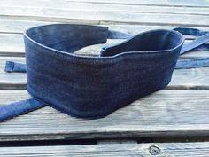 Fajín Obi, Cinturón Obi, Negro, Ancho, Japones, Hecho a mano, MiXeDesigns lab de MixeDesigns en Etsy https://www.etsy.com/es/listing/482537039/fajin-obi-cinturon-obi-negro-ancho #jeans #belt