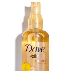 Dove Go Fresh Burst Body Mist - Fitnessmagazine.com