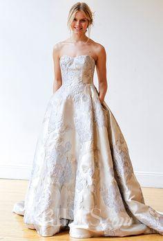 David's Bridal Wedding Dress - Fall 2016 - Brides.com