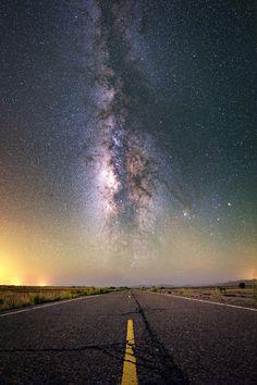 Milky Way Tyler Sichelski on June 26, 2015 @ Estrella Mountains, Arizona