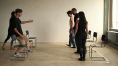 Play Bauhaus- take a chair