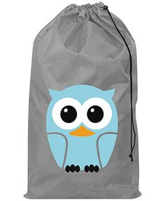 Kikkerland Owl Laundry Bag - Cleaning & Organizing - For The Home - Macy's