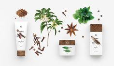 Pure & Natural on Behance