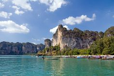 Thailand's crown jewel is the magnificent Andaman Sea region, host to the luxurious sea side resort areas of Phuket, Krabi, Ranong, Phang Nga and Trang. This is where you find Thailand's dreamy beach escapes! The combination of white sand, crystal clear, turquoise waters and limestone cliff islands soaring above the seas, make the area particularly breathtaking.