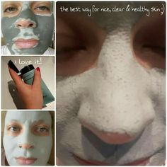 I never ever had such a clean skin on my nose .. this marine mud mask is my big love.  All evening long I looked in the mirror like crazy :) I shared my experience to all my friends around me and now they all have this miracle at home... :) :) :) If you have also problems with blackheads, oily skin, acne, I can recommend, this mask really works.   #marinemud  #blackspots  #clearskin  #myexperience