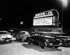 drive-in movie theatre photos - Google Search
