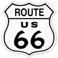 95 best get your kicks on rt 66 images historic route 66 route 1940 Ford Coupe route 66 shield tin sign by allposters fast delivery satisfaction guarantee value framing