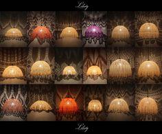 Light design, Crocet, Liberty Firenze