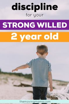 Do you have a strong willed 2 year old? Toddler discipline at this stage can be really challenging, but you can manage it while still being kind and respectful by using gentle parenting. It might seem like they are defiant or in their terrible twos, but often strong willed toddlers have personalities that need more opportunities for independence. Daycare Schedule, Preschool Schedule, 2 Year Old Development, Toddler Development, Toddler Learning Activities, Toddler Preschool, Toddler Crafts, Toddler Behavior, Toddler Discipline