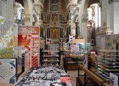 Richard Niessen – TM-City @ Chaumont, France [2007] & Breda, The Netherlands [2008]