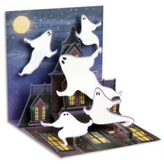 Ghosts-Pop-Up-Halloween-Card-Greeting-Card-by-Up-With-Paper