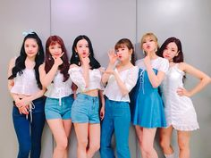 Kpop Outfits, Pink Outfits, S Girls, Kpop Girls, Baby Girls, Kpop Girl Groups, Korean Girl Groups, Ulzzang, Pop Fashion