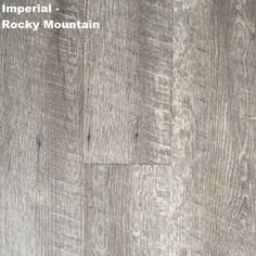 Imperial Luxury Vinyl Plank Flooring