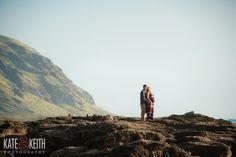 Hawaii Engagement Session | Makua Beach | Oahu #engagement #photography #destination
