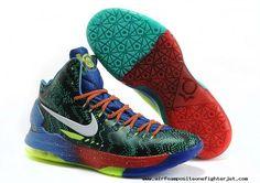 online retailer 797e6 16d6c 2013 What the KD Nike KD V Elite Blue Neon Kobe 8 Shoes, Nike Kd